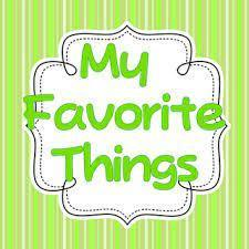 Click here to access our faculty and staff Favorite Things page Thumbnail Image