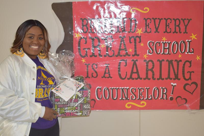 McComb School District Partners In Education (PIE) Celebrates National Counselor Week