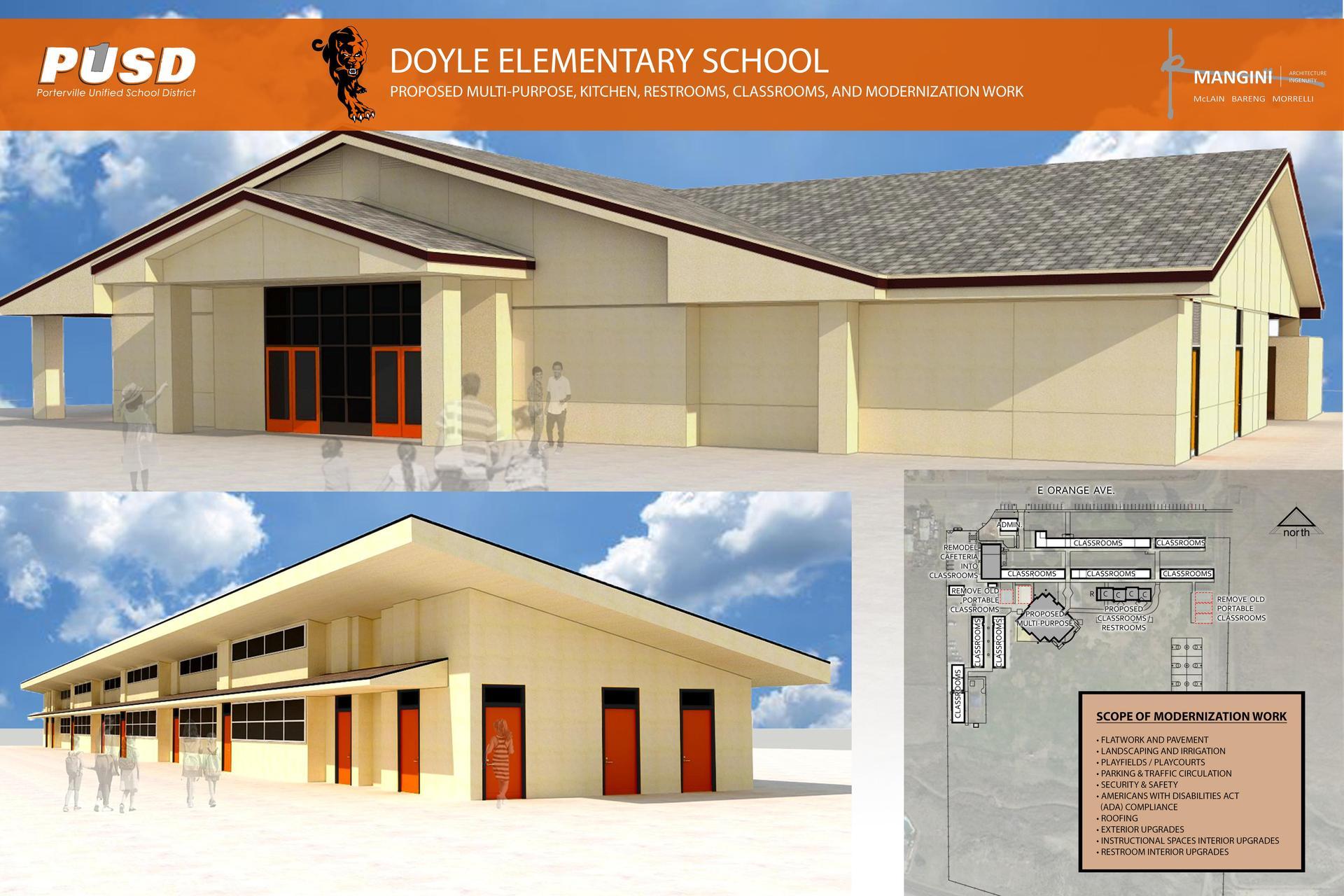 John J. Doyle Modernization Project