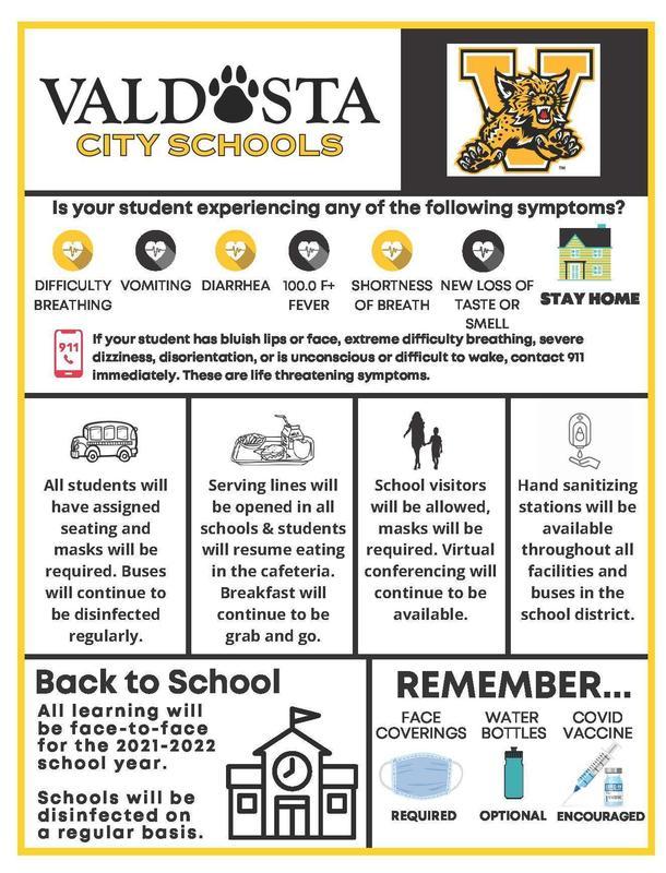 Return to School Guidance