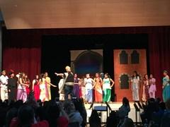 Aladdin Performance with Mr. Owens