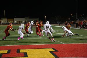 HHS Football vs Tahquitz
