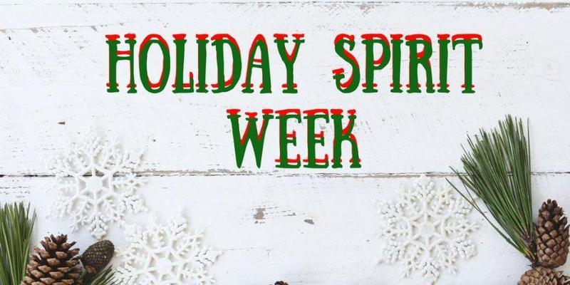 Holiday Spirit Week - December 17 - 21st Featured Photo