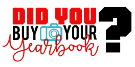 Did you buy your yearbook?
