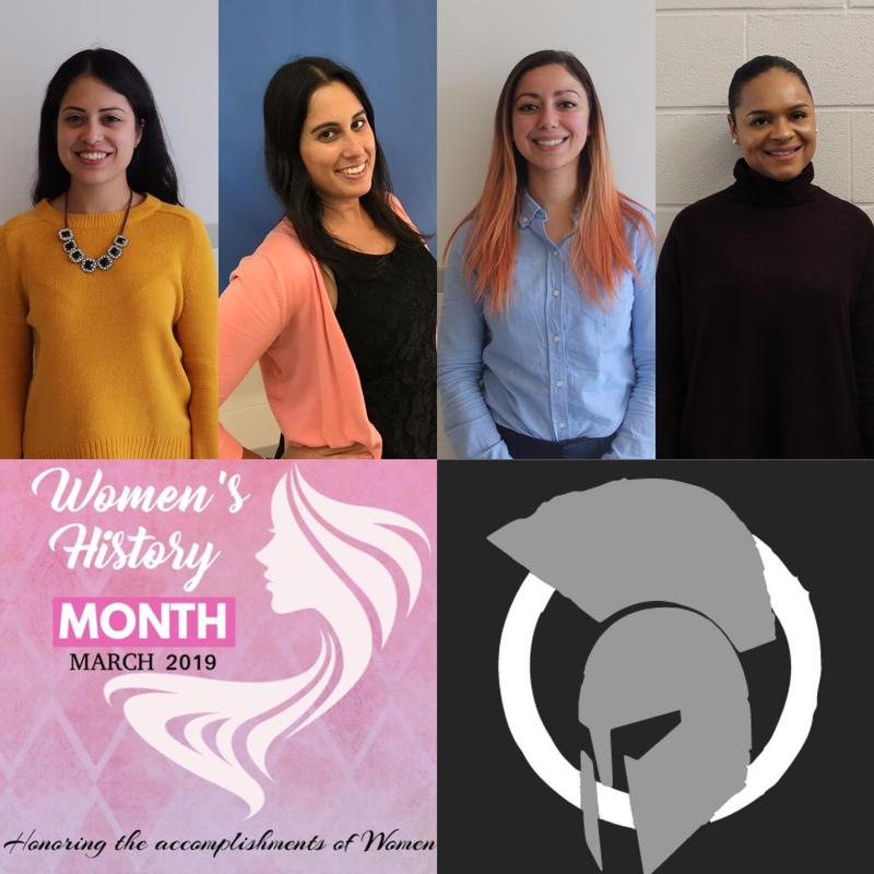 Maspeth High School Celebrates Women's History Month - Guidance/Academic Advising Department Featured Photo