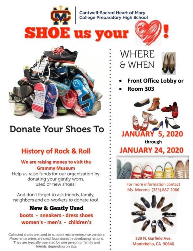 It's Shoe Time! Thumbnail Image