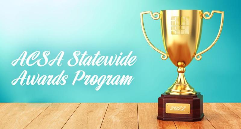 Recognize your peers and students with ACSA Awards Featured Photo