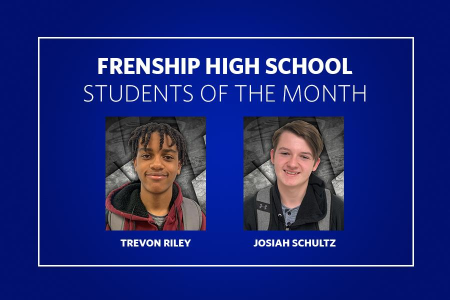 FHS 10th Grade Students of the Month