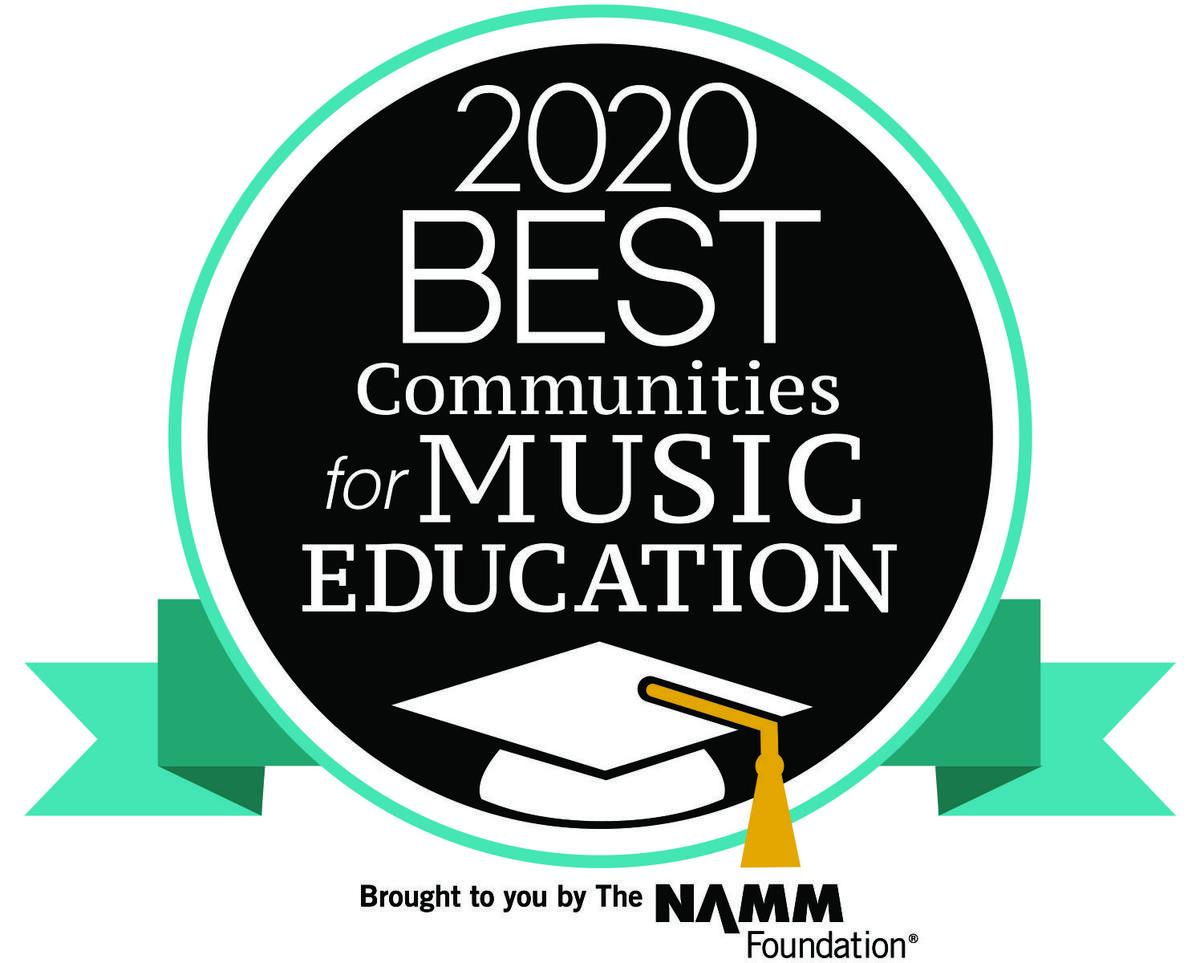 2020 Best Community for Music Education
