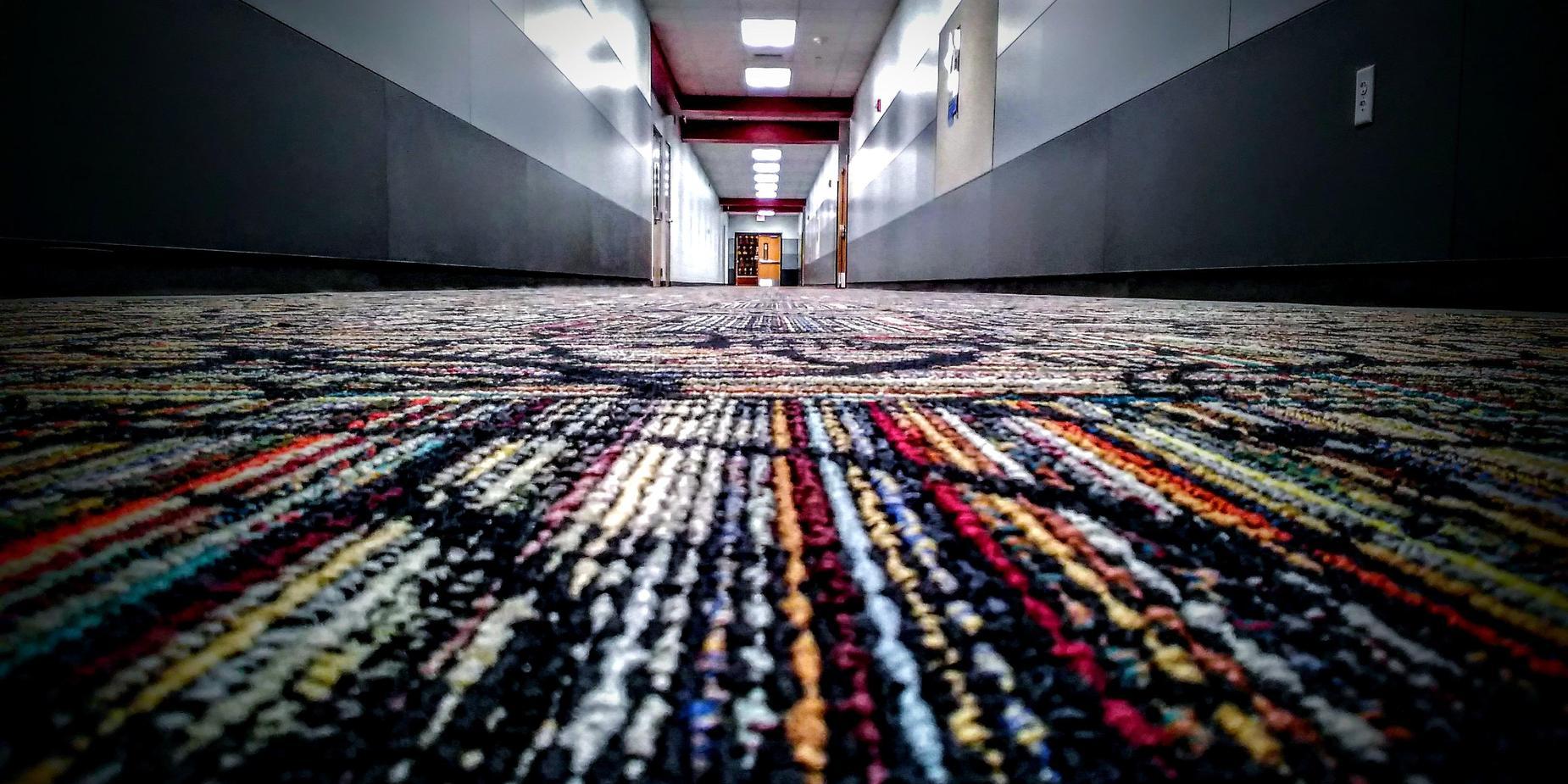 Empty Hall HS