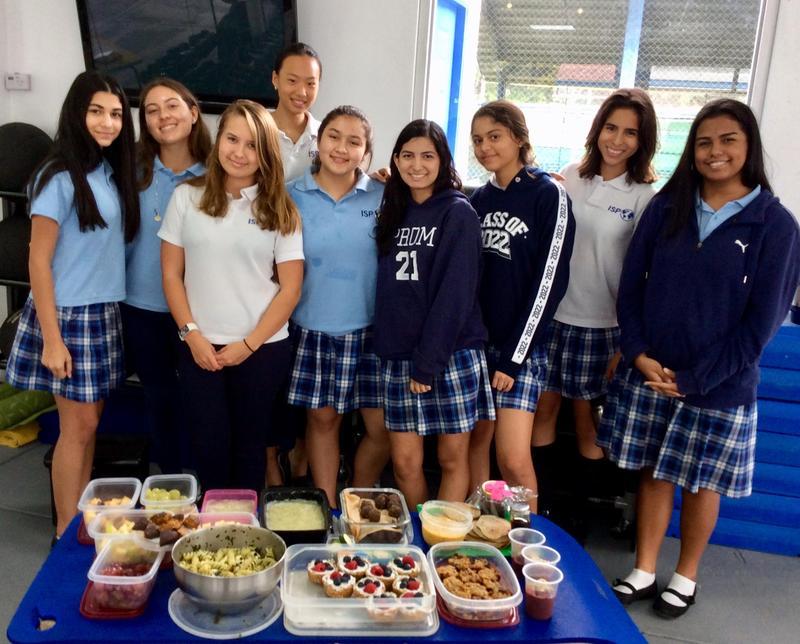 Girls Fitness class brunch Featured Photo