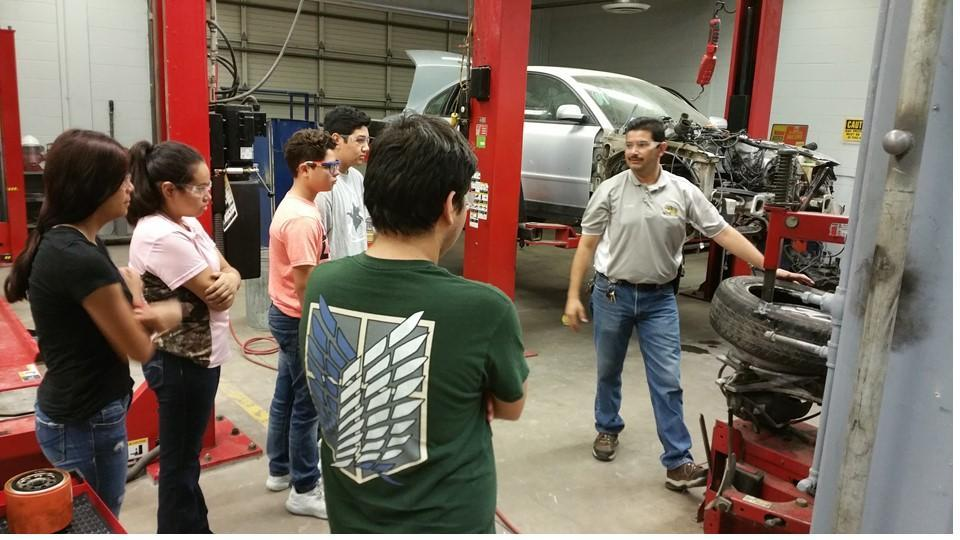Automotive Tech Classes