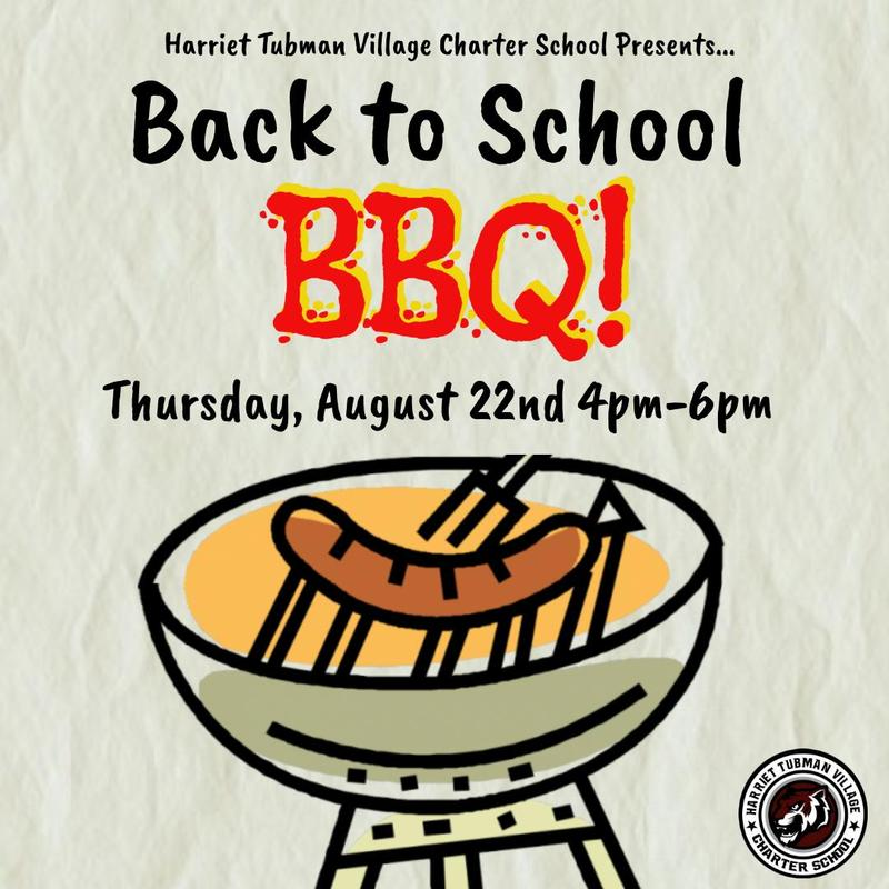 Back to School BBQ! Featured Photo