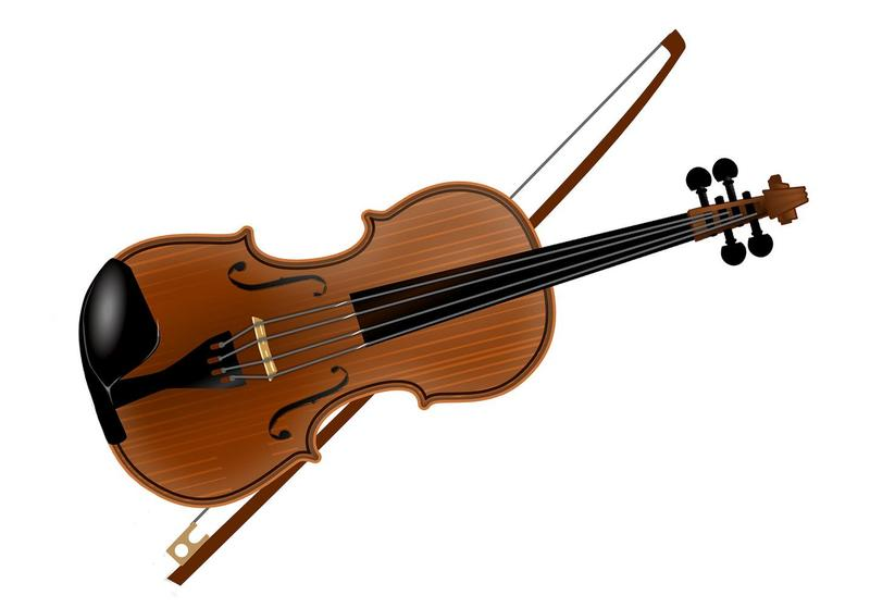 violin graphic