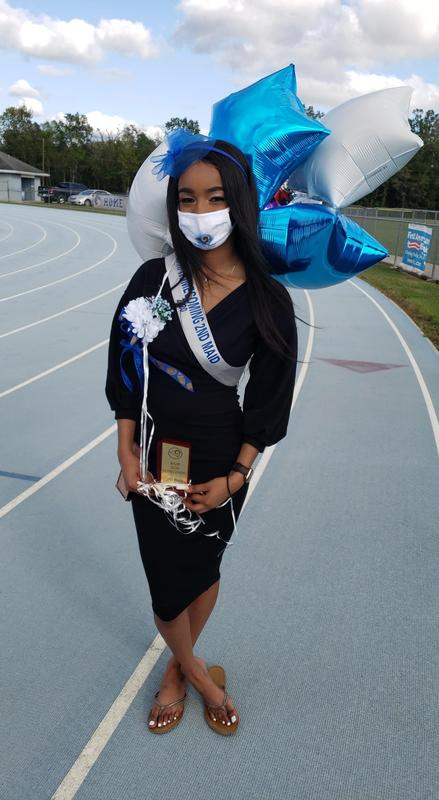 Kailee Edwards, Miss 2nd Maid