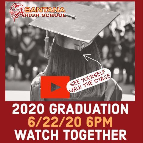 Santana Graduation. Featured Photo