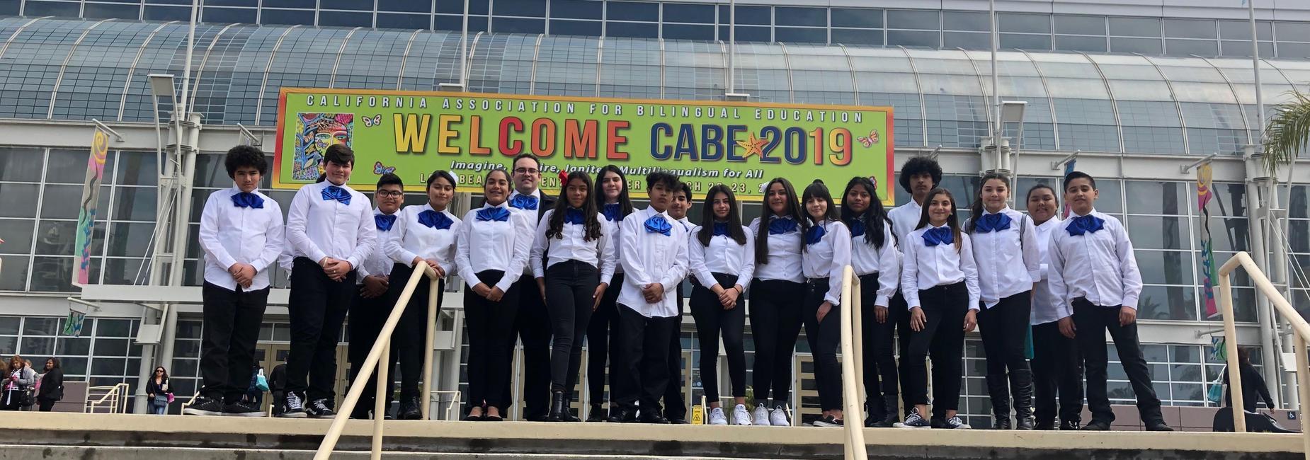 Mariachi Jaguares at CABE 2019
