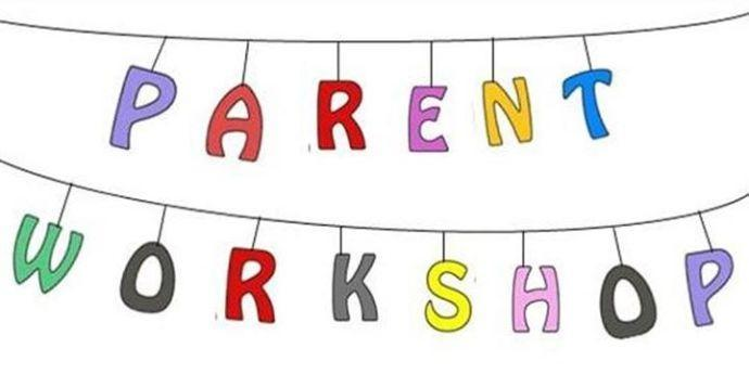 Parent Workshop - Mental Health