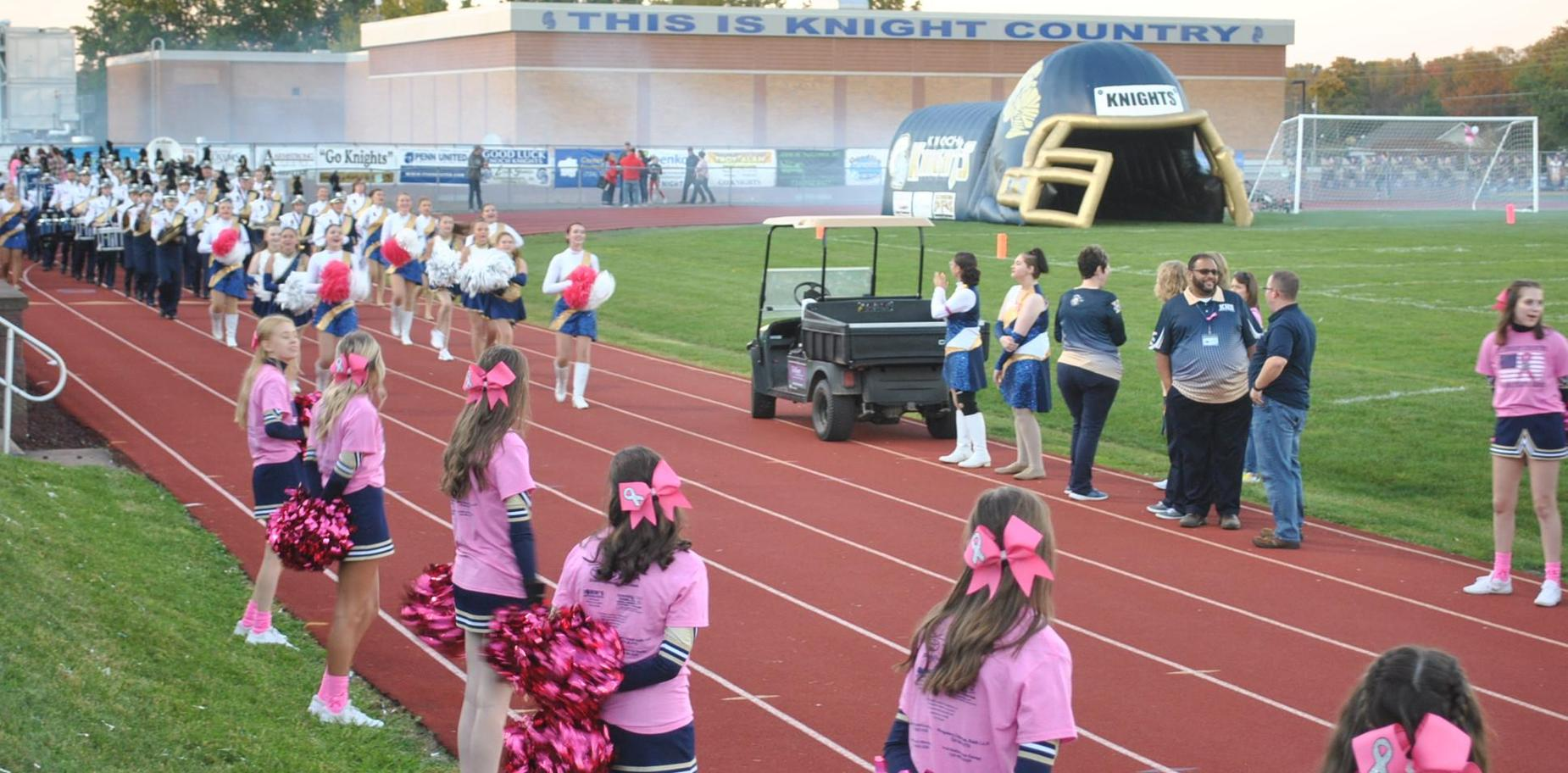 Homecoming opening