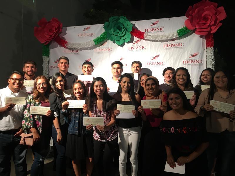 Congratulations, Shafter High School Recipients! Thumbnail Image