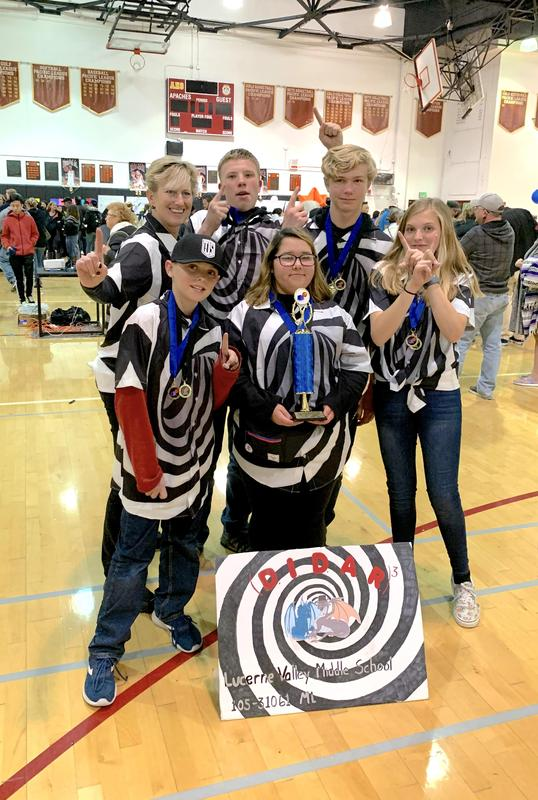 Four LV Destination Imagination Teams Qualify for State Competition Featured Photo