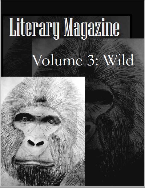Literary Magazine Cover