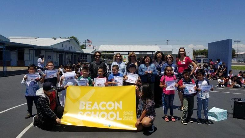 Beacon Award for Schmitt Elementary