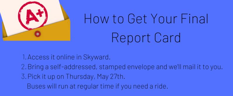 access report card in skyward