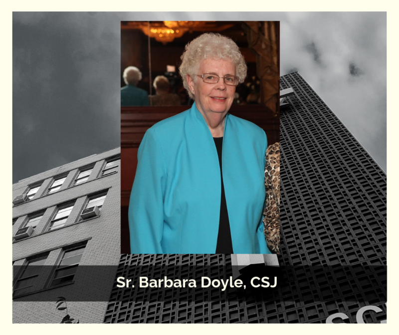 Sr. Barbara Doyle, CSJ
