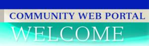 community web portal