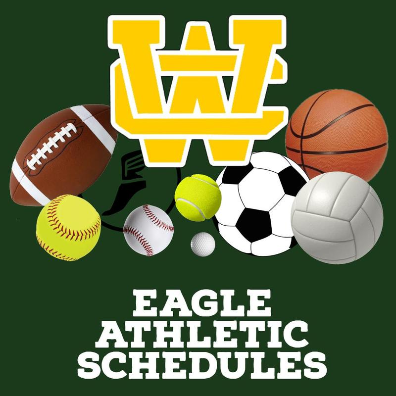 Eagle Athletic Schedules Thumbnail Image