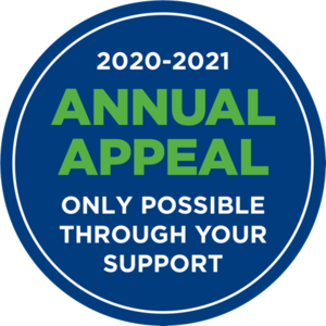 MBEF Logo, Annual Appeal