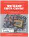 Operation Gratitude Candy Collection Poster