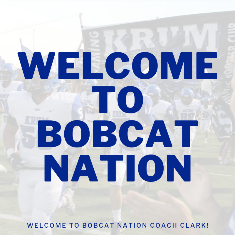 Krum ISD Appoints New Athletic Director, Head Football Coach Thumbnail Image