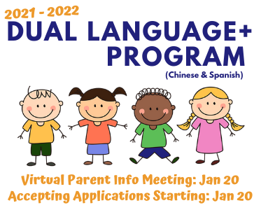 2021-22 Dual Language+ Program