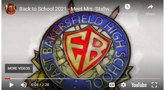 Back to School Videos! Thumbnail Image