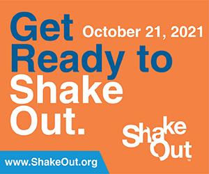 Great ShakeOut logo