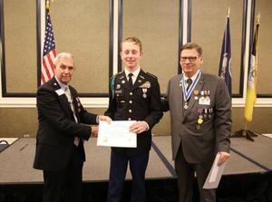 Cadet Barrett Ferguson