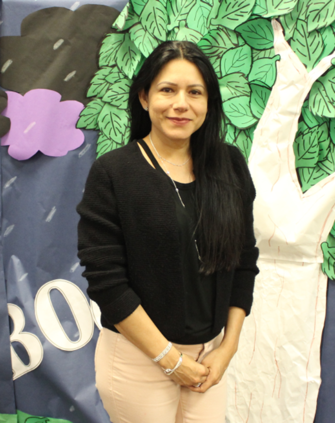 Ms. Avila, Librarian