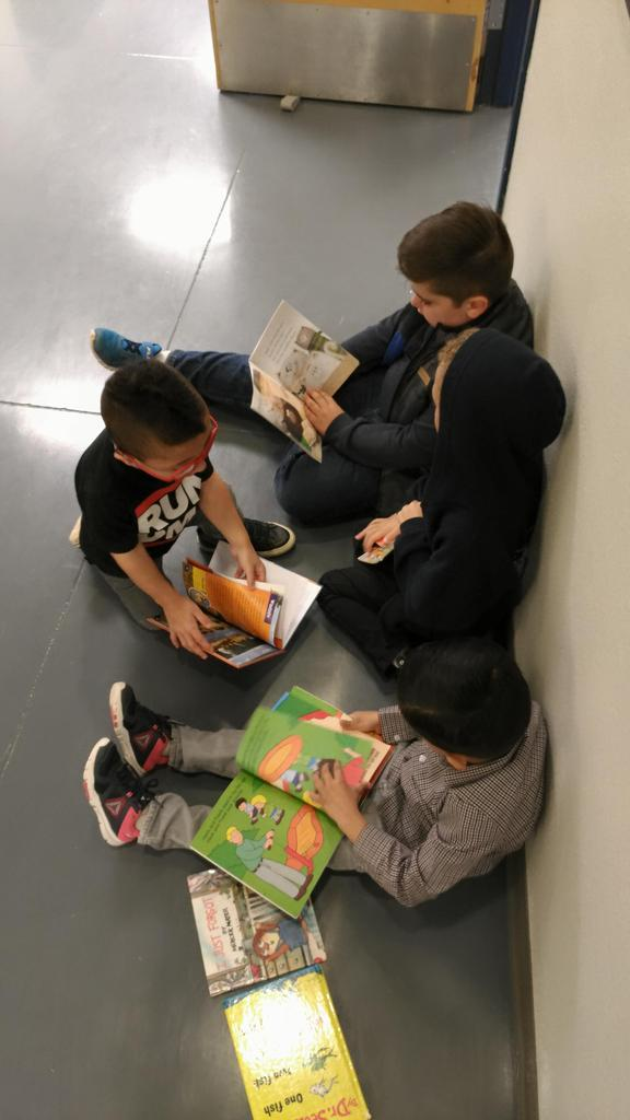 Read Across America - Shared Reading Experience