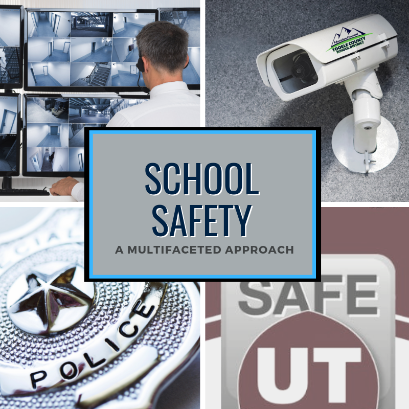 School Safety – A top priority with many facets Thumbnail Image
