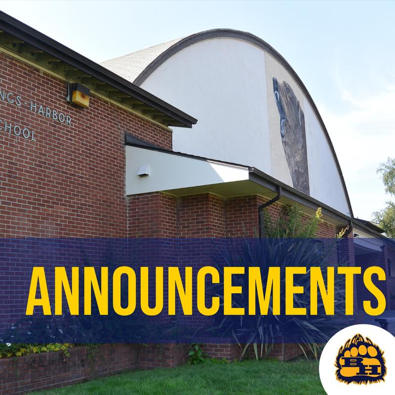 bhhs announcements