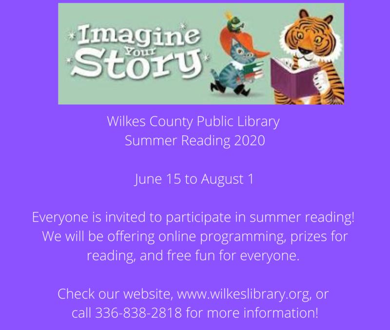 Library Summer Reading Program Thumbnail Image