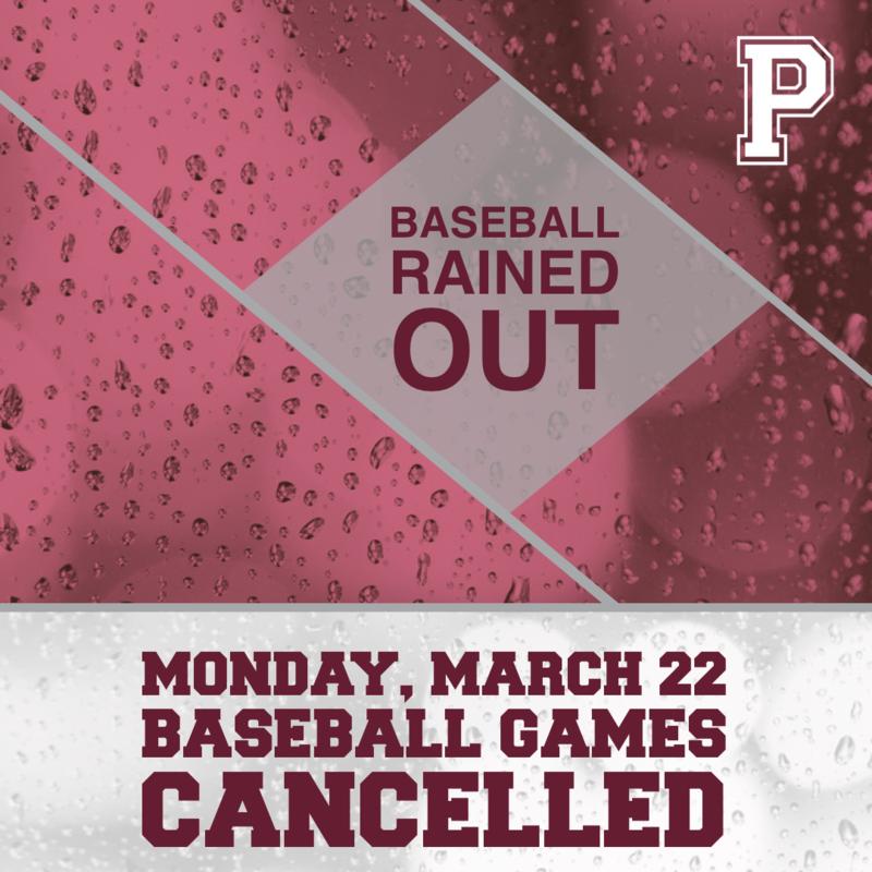 baseball cancelled