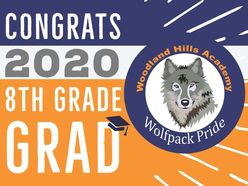 Congratulations to our 8th graders! Featured Photo