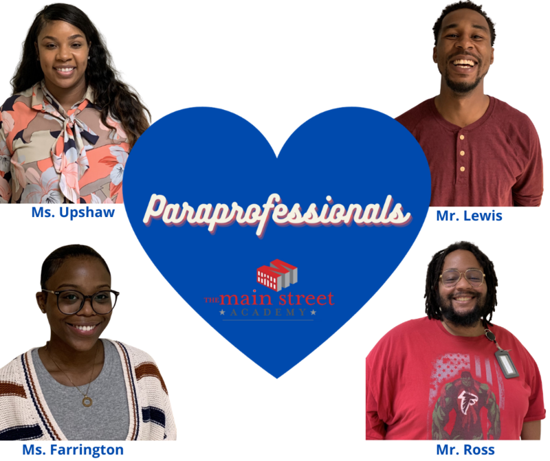 TMSA Welcomes Four New Paraprofessionals Featured Photo