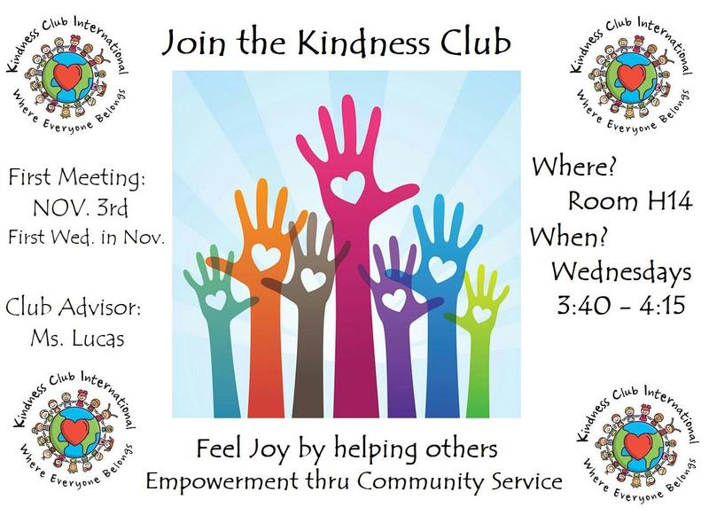 The Kindness Club Featured Photo