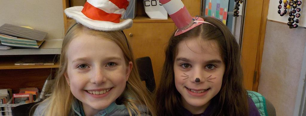 TES Dr. Seuss Day