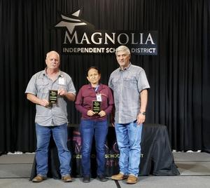 Operations Employees of the Year