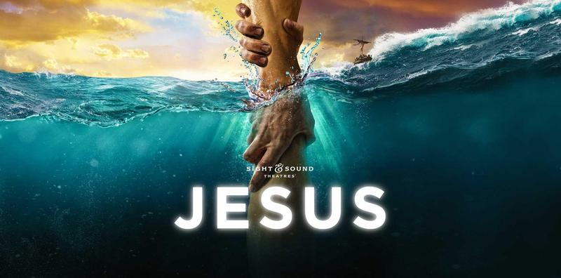 Sight and Sound Theater Presents..........JESUS Thumbnail Image